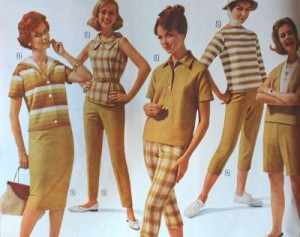 Never Underestimate The Influence Of 60s Fashion