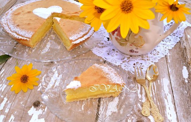 Рожден ден с лимонова торта