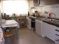 piso en venta zona peri 18 castellon cocina