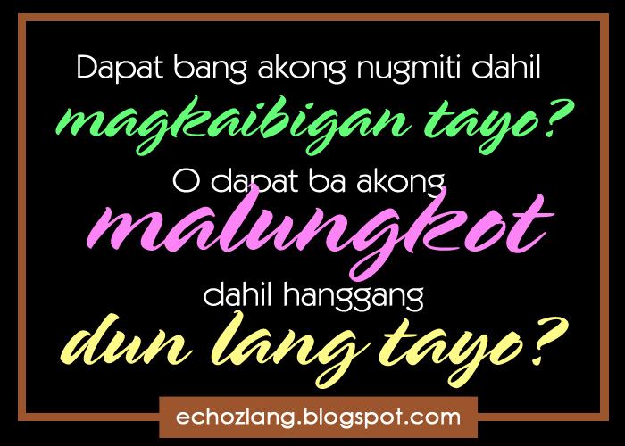 tagalog heartbreak quotes - photo #8