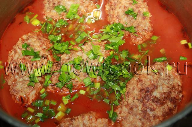 рецепт котлет по-персидски с пошаговыми фото