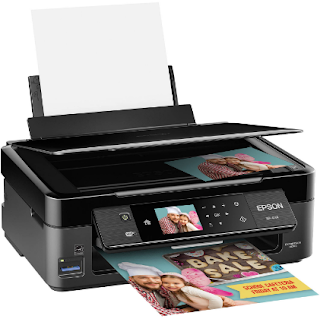 Software Epson Expression Home XP-434