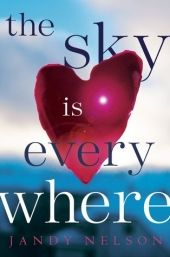 Realistic fiction books - The Sky Is Everywhere