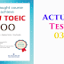 Listening New Toeic 700 - Actual Test 03