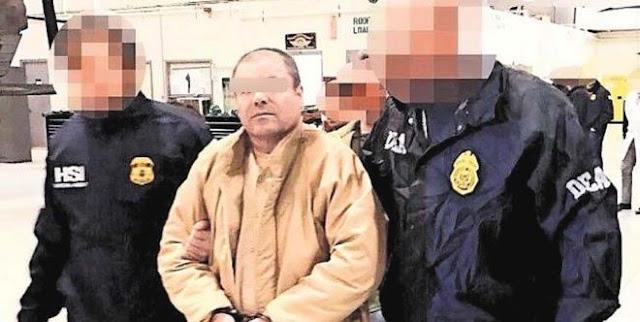 """Esta será la posible condena de """"El Chapo Guzmán"""""""