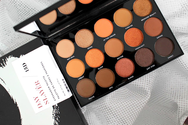 Morphe 15D Day Slayer Eyeshadow Palette Holiday Collection