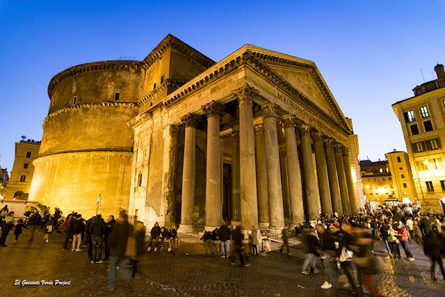 Navidad, Panteón - Roma por El Guisante Verde Project