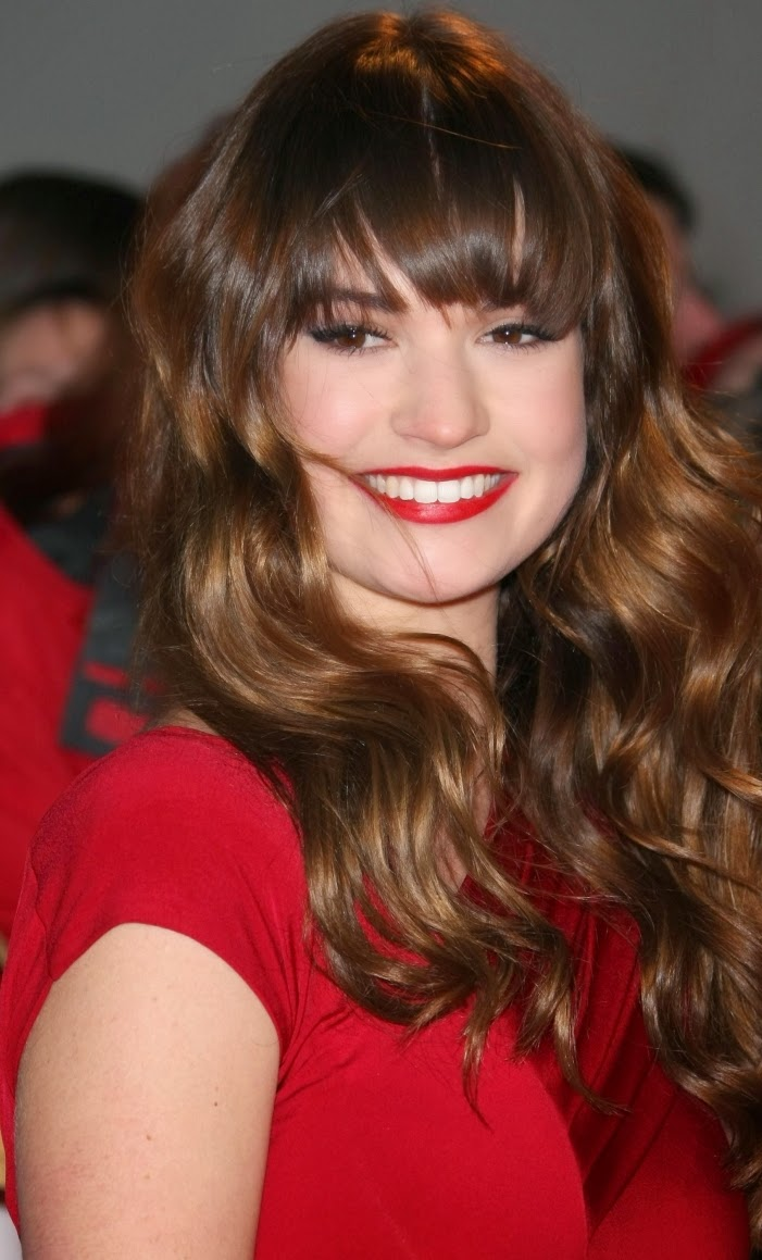 Watch Lily James (born 1989) video