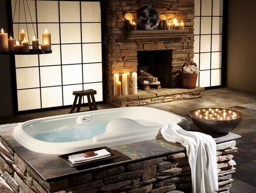 Bathroom Stones 3