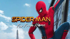 Spider Man Far From Home Official Trailer Release Date