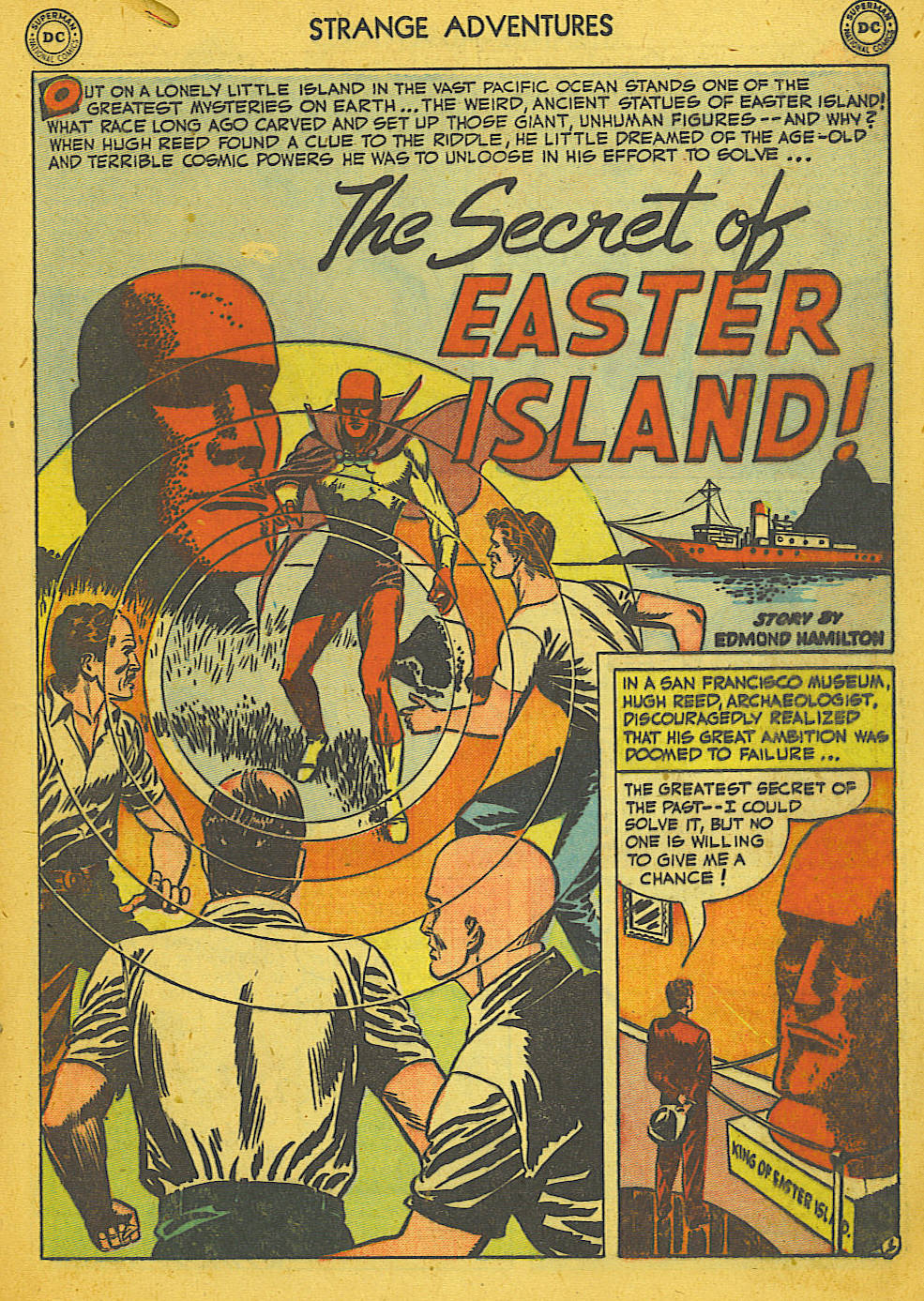Strange Adventures (1950) issue 16 - Page 13