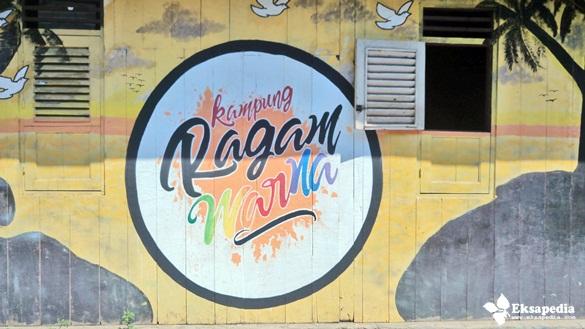 Kampung Ragam Warna Mranggen | Kaliwungu