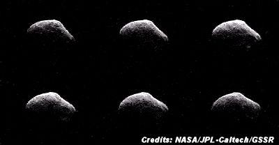 Comet P-2016 BA14