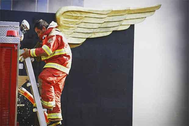 Malaikat Pemadam Kebakaran
