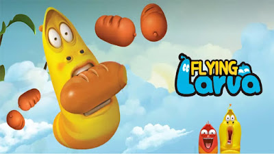 Flying LARVA FULL APK + MOD Hack Download For Android