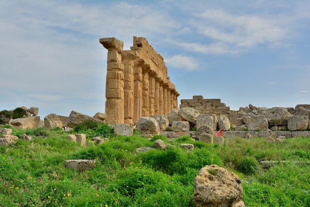 Sélinonte Temple C
