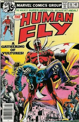 Human Fly #18