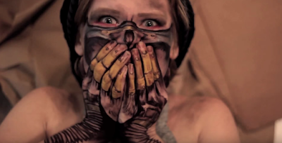 Bodypaint de Mad Max.