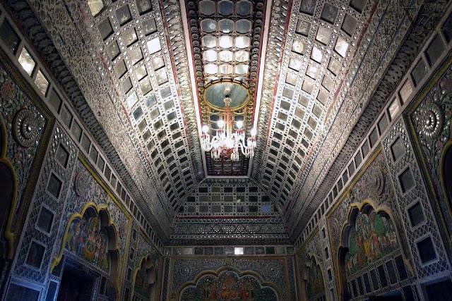 Sheesh Mahal, Mehrangarh Palace