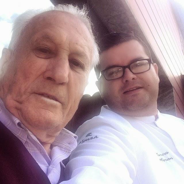 """Entrevista a Marcos Morán del restaurante Casa Gerardo en """"el diván de Kike Rogado"""""""