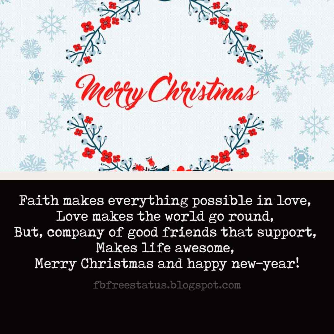 Christmas Messages for Friends (15)