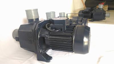 Pompa Air Modifikasi Jet 500
