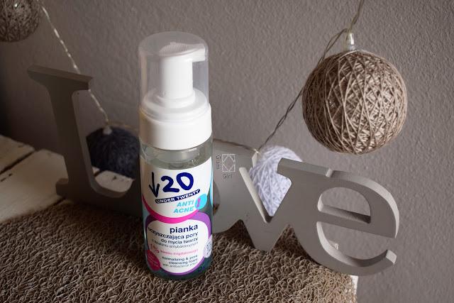 Under Twenty Anti Acne - recenzja