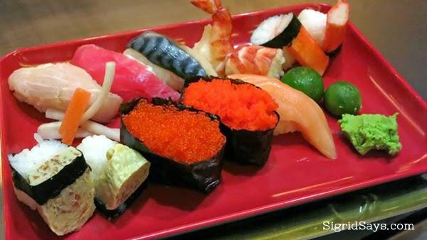 Inaka Japanese Restaurant - Bacolod restaurants