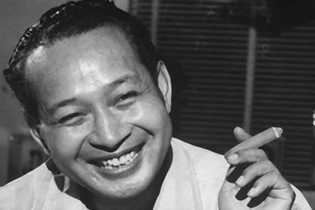 Menjual Soeharto