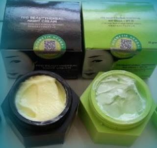 Paket FPD Magic Glossy Cream Pemutih Wajah BerBPOM