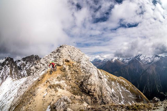 längsten trails der alpen südtirol weißspitze mtb bike