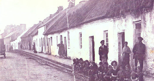 Customs for May Day in the Ballyshannon area