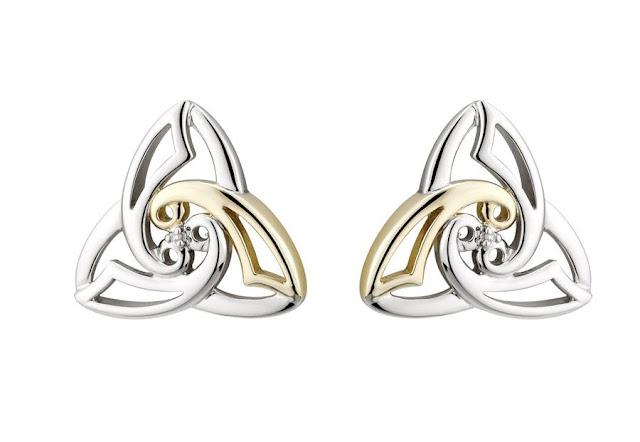 Diamond Celtic Jewelry