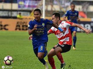 Persib Bandung vs Madura United 0-0