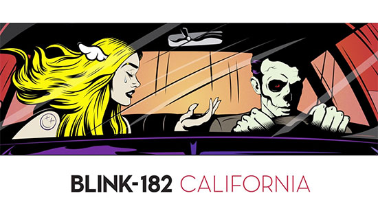blink-182 to release new album 'California' on July 1st