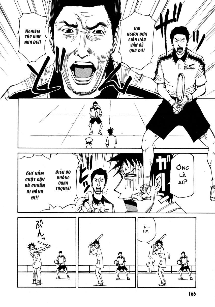Dageki Joi Saori chap 7 - Trang 9