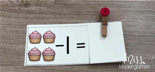subtraction fluency practice