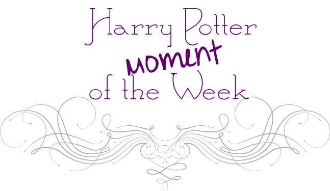 JC's Book Haven: Harry Potter Moment of the Week [7
