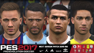 PES 2017 Next Season Patch 2019 All In One - Released 18.07.2018