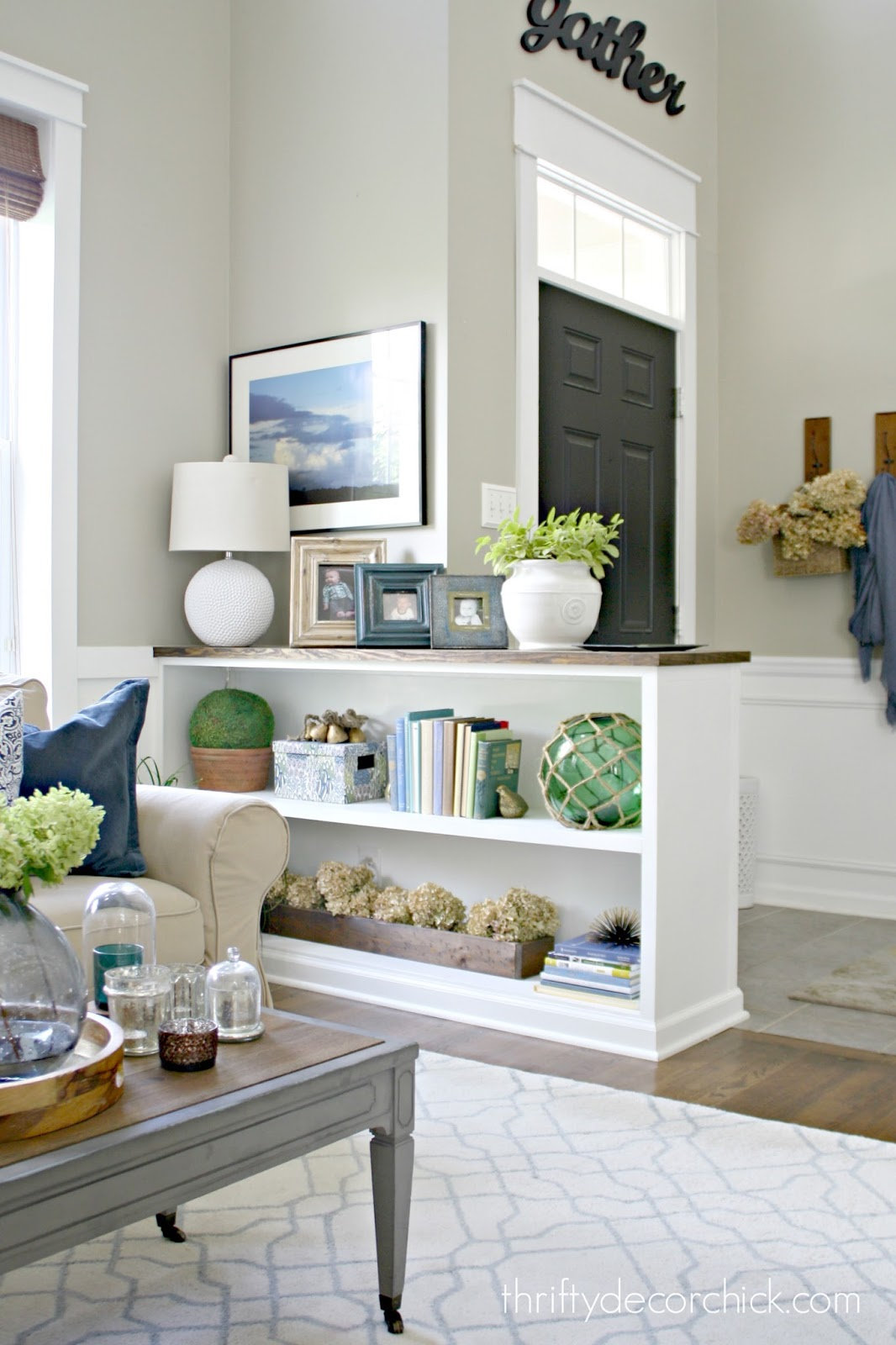 How to give a new house tons of character from Thrifty