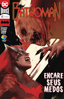 DC Renascimento: Batwoman #10