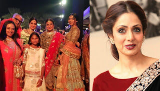 Sridevi's last few special moments with her family