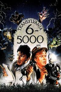 Poster Transylvania 6-5000