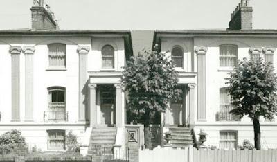 1840s Semi-Suburban Home