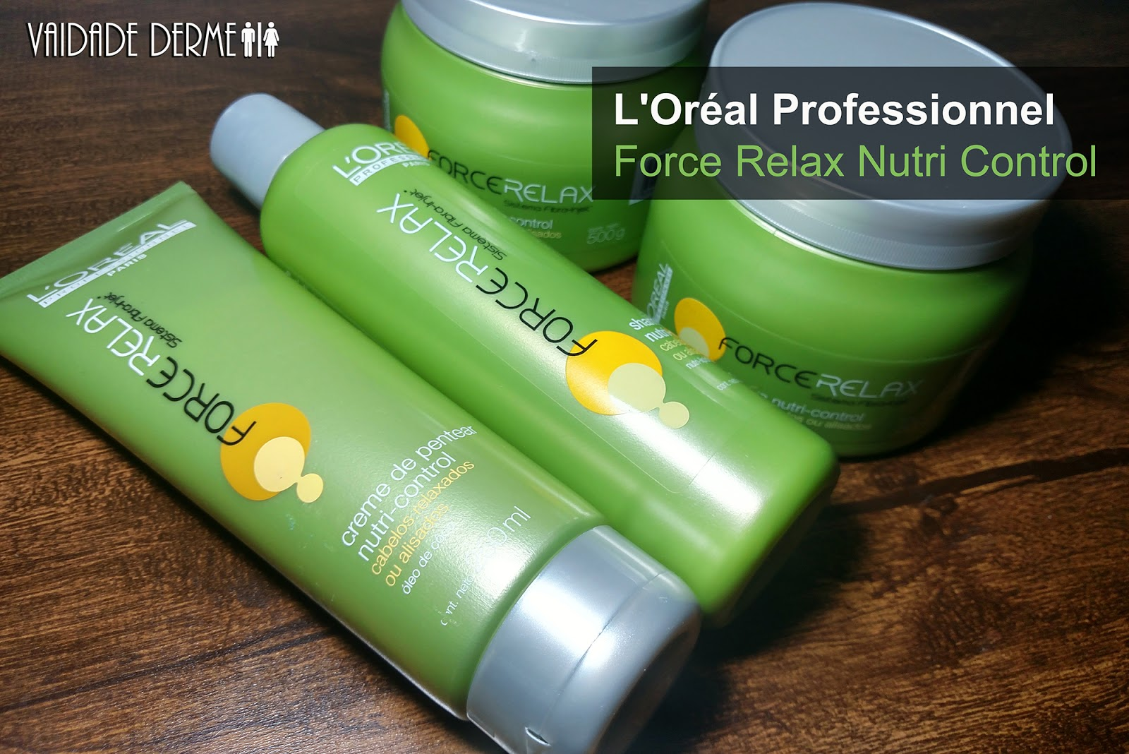 Loreal Profissional Force Relax