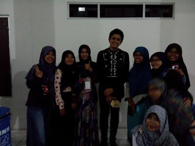 FLP Malang bersama Mas Gagah