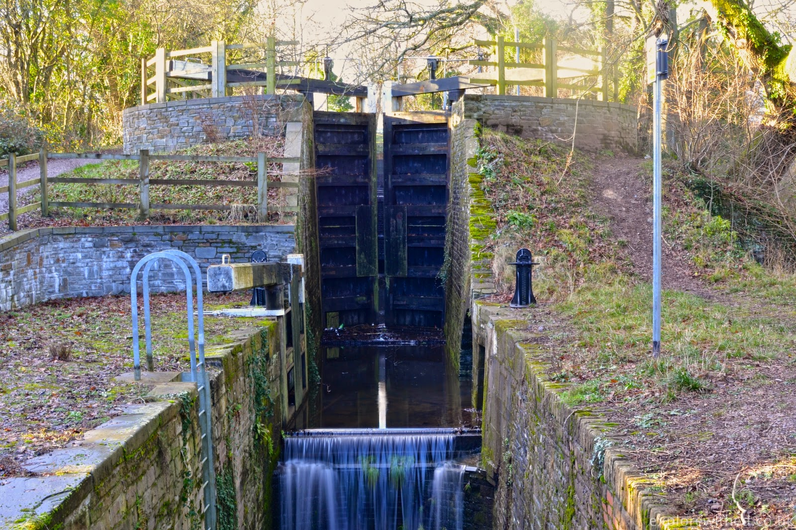 Fourteen Locks in Newport