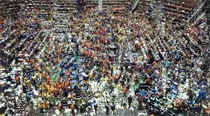 Foto Andreas Gursky Chicago Board of Trade foto termahal di dunia