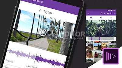 Aplikasi android video editor gratis