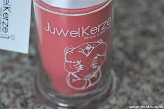 Review: Juwelkerze - Schmuck in jeder Kerze -  www.annitschkasblog.de